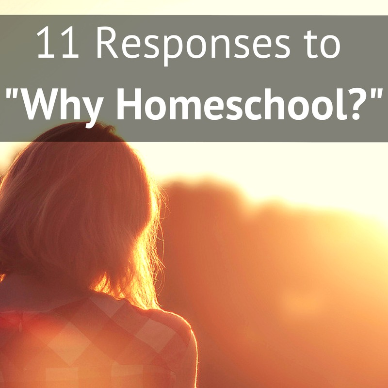 11 Responses To Why Homeschool Midwest Parent Educators