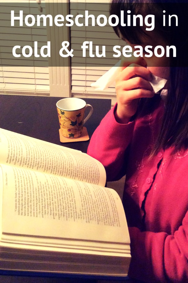 Homeschooling in cold and flu season