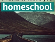 Name your homeschool
