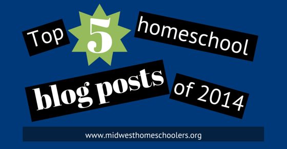 Top homeschool blog posts 2014