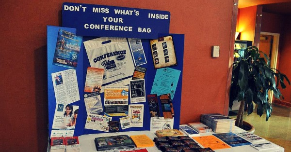 homeschool conference ads
