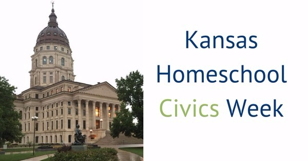 kansas homeschool civics week